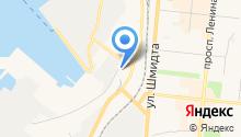 Арктиксервис, ЗАО на карте