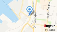 ГРИНФИЛД на карте