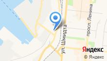 Thule на карте