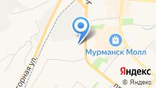 Ателье на ул. Шмидта на карте