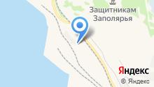 ДАКА на карте