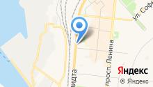 SuperGood на карте