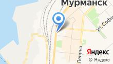 Гларус на карте