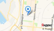 Трактир на Дзержинке на карте