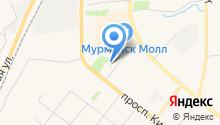 NordCom на карте