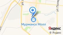 DOMM на карте
