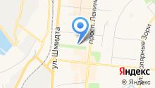 Ателье на Театральном бульваре на карте