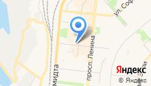 LEDIsharm на карте