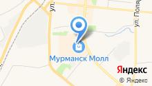 REFAN на карте