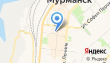 Адвокат Антас К.А. на карте