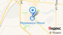 CHITON на карте