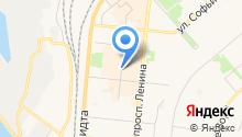 АРОМА МИР на карте