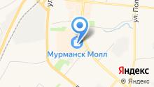 Jeterini на карте