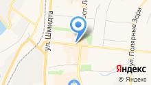 MurmanЛинза на карте