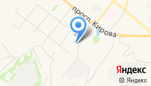 Адвокатский кабинет Кудашев С.В. на карте