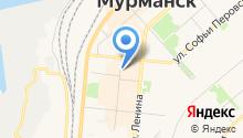 Bogema на карте