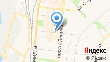 ГринВэй на карте