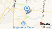 Банкомат, НБ Траст на карте