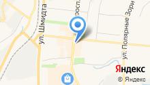 Автобрелок51 на карте