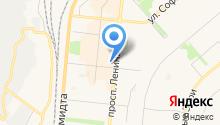 DANDY на карте