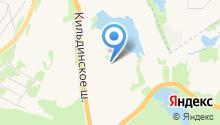 Барракуда на карте