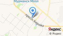 АйпиНоут на карте