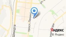 Банкомат, АКБ Московский Областной Банк на карте