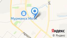 Нотариус Попова Т.И. на карте