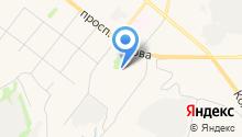 Управление Пенсионного фонда РФ в Первомайском округе на карте