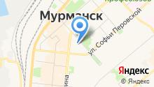 Байк Марин на карте