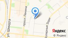 Комитет по физической культуре и спорту Администрации г. Мурманска на карте