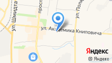 Murmansk Transfer на карте