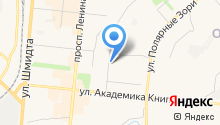 АБ Алданзолотобанк на карте