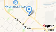 M-Strike на карте
