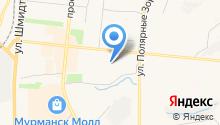 Pedant Мурманск на карте