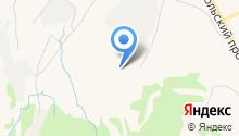 Пиканто на карте