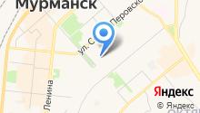Globa на карте