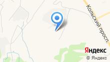 Астрамед на карте
