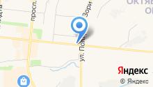 Burger Mafia на карте
