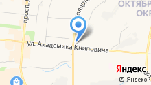 Yoko на карте