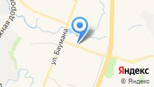 Man Way на карте
