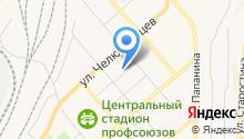 АРГО-М на карте
