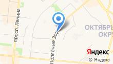 Pub на карте