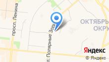 Адвокат Гурылев В.Г. на карте