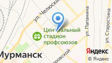 Адвокат Моругов В.М. на карте