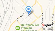 Амигос на карте