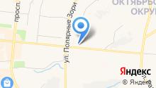 Ателье по ремонту одежды на карте