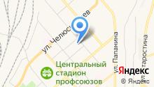 Istesso на карте