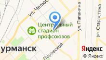 АИЖКМО на карте