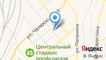 Адвокат Мягкий И.В. на карте
